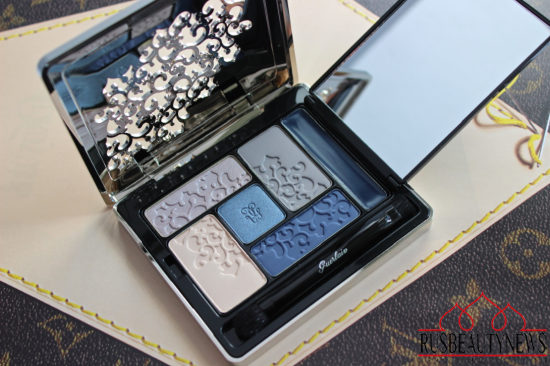 Guerlain Ecrin 6 Couleurs Beaugrenelle Review look2