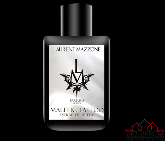 LM Parfums Malefic Tattoo look1