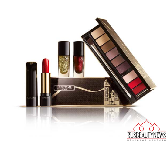 Lancome Happy Holidays Collection 2015 look