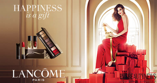 Lancome Happy Holidays Collection 2015 look2
