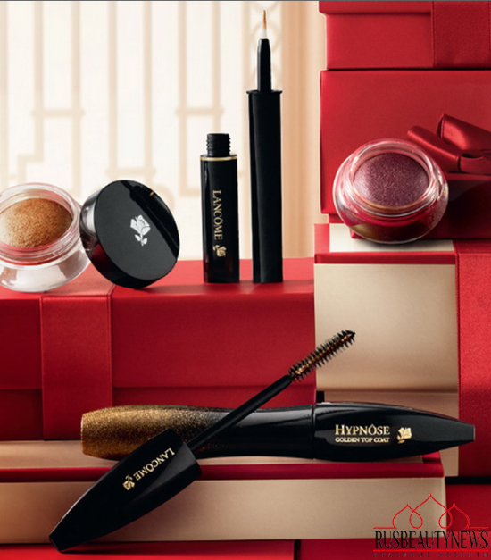 Lancome Happy Holidays Collection 2015 look3