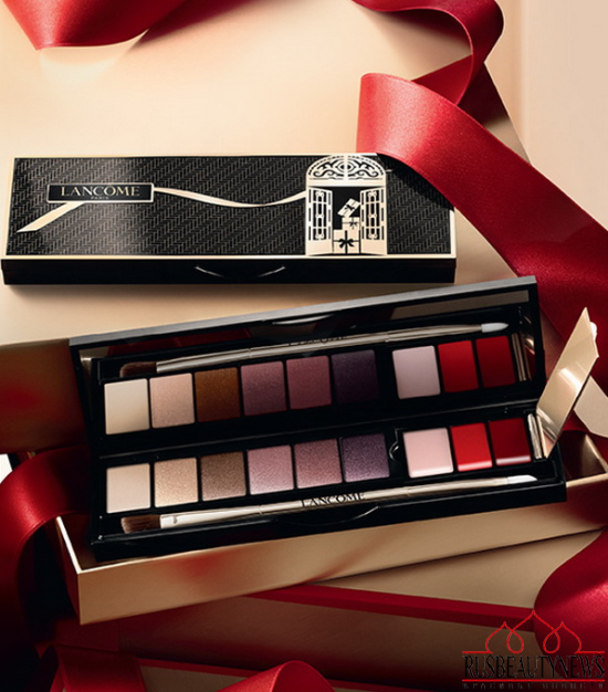 Lancome Happy Holidays Collection 2015 look4