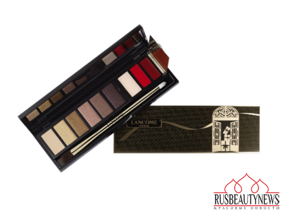 Lancome Happy Holidays Collection 2015 palette