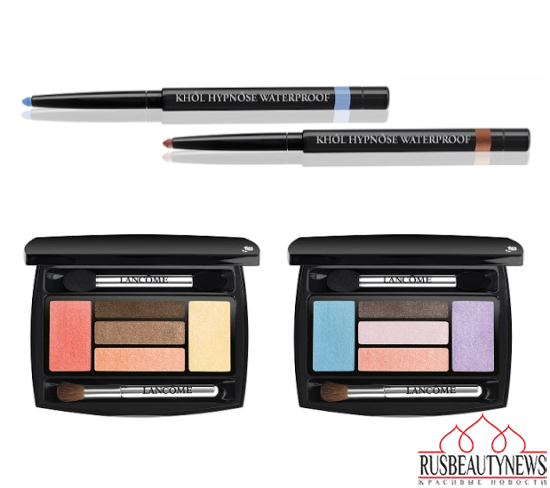 Lancome Spring 2016 Makeup Collection eyepalette