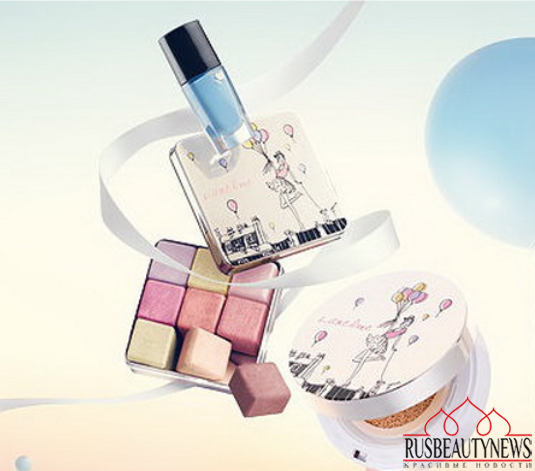 Lancome Spring 2016 Makeup Collection look2