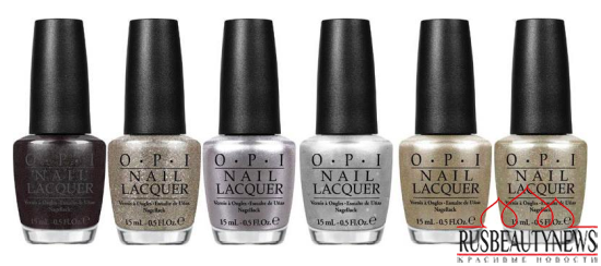OPI Starlight Holiday 2015 Collection 2