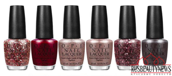OPI Starlight Holiday 2015 Collection 3