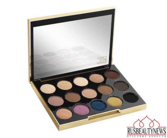 Urban Decay Gwen Stefani Eyeshadow Palette look1