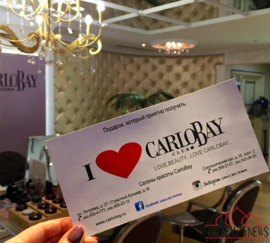 my experience and opinion about Carlo Bay Salon