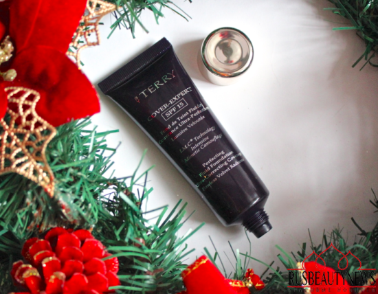 By Terry Cover-Expert Perfecting Fluid Foundation #8 Intense Beige Review