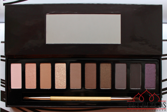 Clarins The Essentials Eye Makeup Palette Holiday 2015