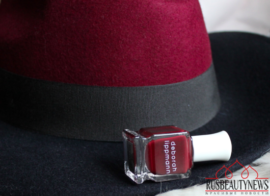 Deborah Lippmann Tainted Love Review