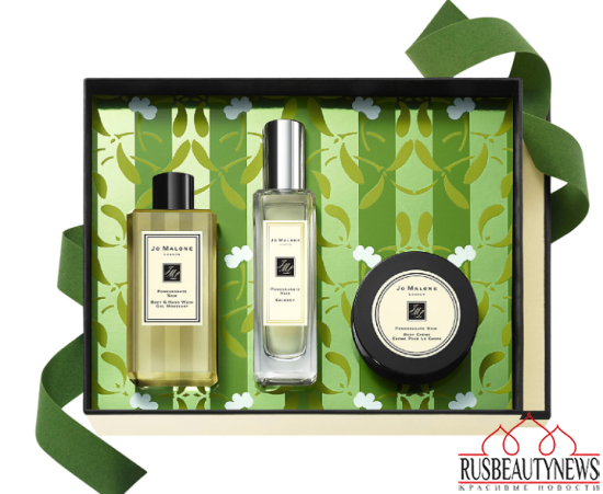 Jo Malone POMEGRANATE NOIR set