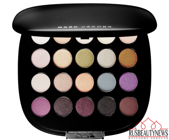 Marc Jacobs Holiday 2015 Eye-Con No.20 Palette