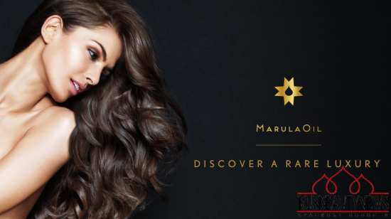 Paul Mitchell Marula Oil Rare Oil Treatment look1