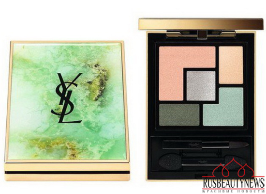 YSL Boho Stone Spring 2016 Collection indie jaspe