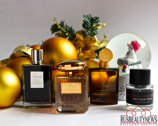 favorites parf December