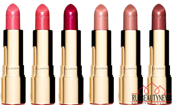Clarins Joli Rouge Brillant color1