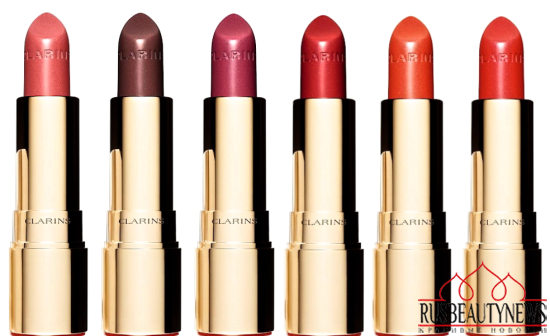 Clarins Joli Rouge Brillant color2