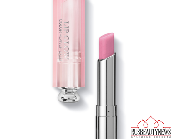 DIOR ADDICT LIP GLOW - SPRING 2016 LIMITED EDITION