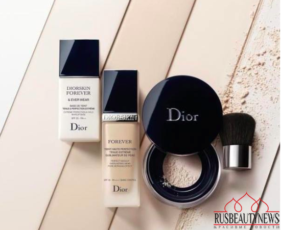Dior Diorskin Forever Spring 2016 Collection