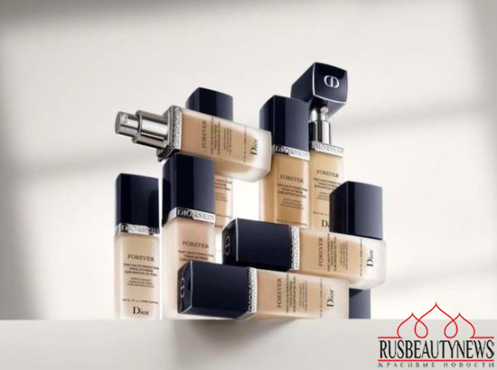 Dior Diorskin Forever Spring 2016 Collection foundation