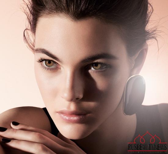 Giorgio Armani Maestro Glow Nourishing Fusion Makeup look