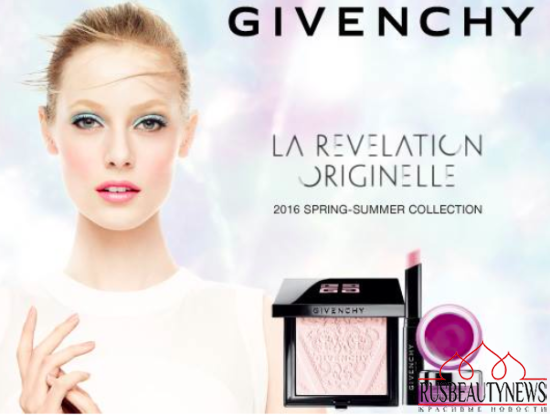 Givenchy La Revelation Orginelle Spring Summer 2016 Collection