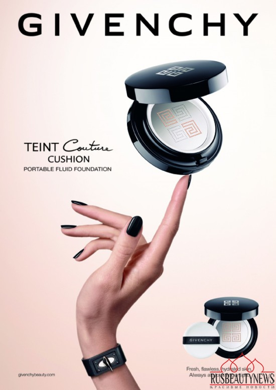 Givenchy Teint Couture Cushion Portable Fluid Foundation
