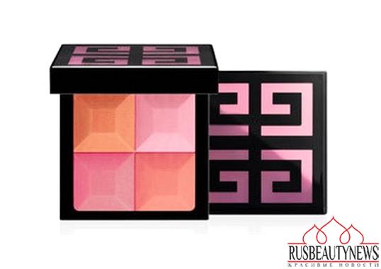 Givenchy spring 2016 blush