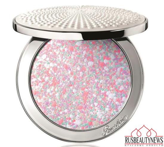 Guerlain Spring 2016 Makeup Collection Meteorites