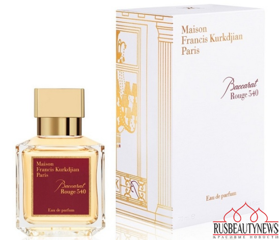 Maison Francis Kurkdjian Baccarat Rouge 540 look3