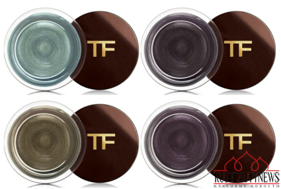 Tom Ford Beauty Runway Collection for Spring Summer 2016 cream shadow1
