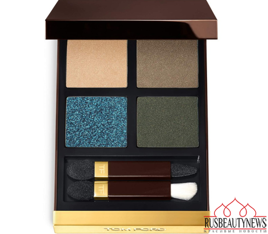 Tom Ford Beauty Runway Collection for Spring Summer 2016 shadow1
