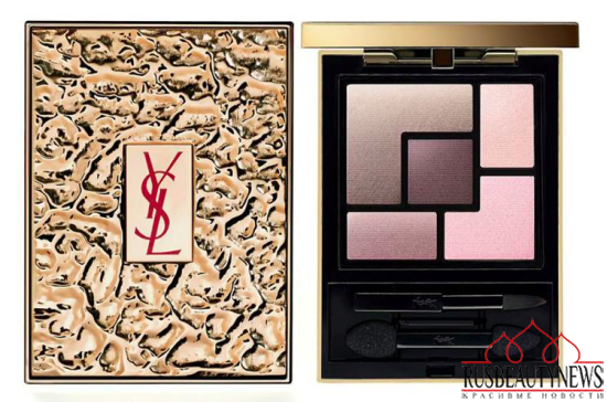 YSL Chinese New Year Palette look1