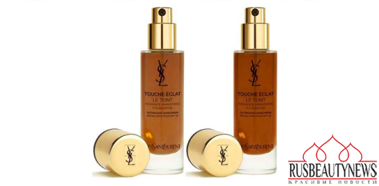 YSL Touche Eclat Le Teint Radiance Awakening Foundation color6