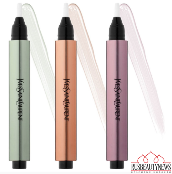 Yves Saint Laurent Touche Eclat Neutralizer look