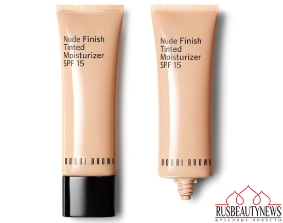 Bobbi Brown Nude Finish 2016 Collection tint