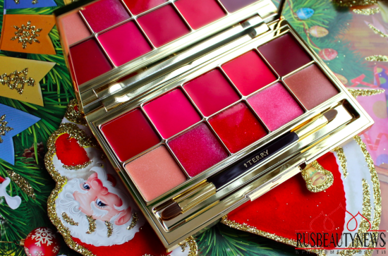 By Terry Gold Jewel Lip Kiss Palette review look4