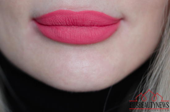 Cailyn Pure Lust Extreme Matte Tint 02 Romanticist review sw