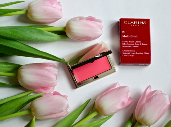 Clarins Multi-Blush 05 Rose review