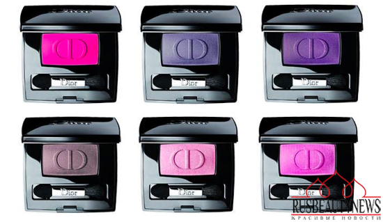 Dior Diorshow Mono Eyeshadow 2016 color1