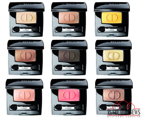 Dior Diorshow Mono Eyeshadow 2016 color2