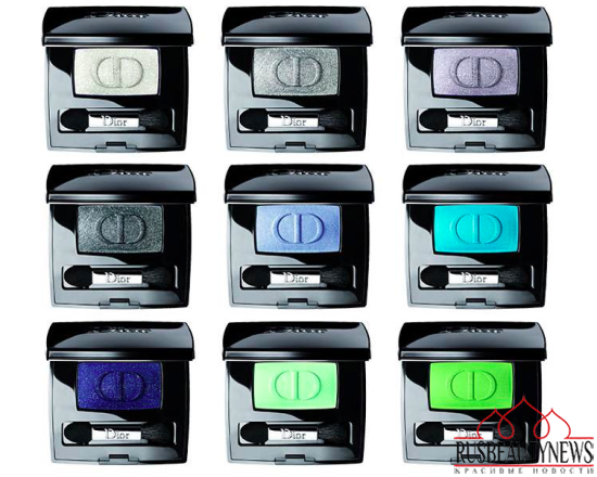 Dior Diorshow Mono Eyeshadow 2016 color3