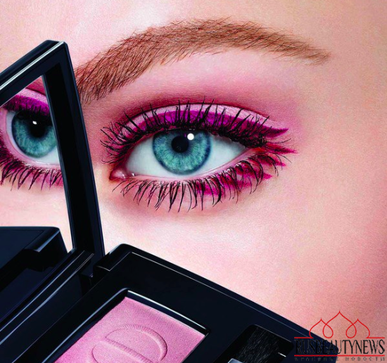 Dior Diorshow Mono Eyeshadow 2016 look1