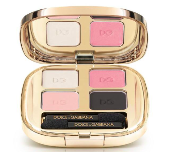 Dolce & Gabbana Rosa Spring 2016 Makeup Collection 4 eyeshadow