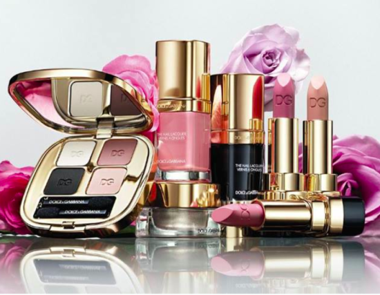 Dolce & Gabbana Rosa Spring 2016 Makeup Collection