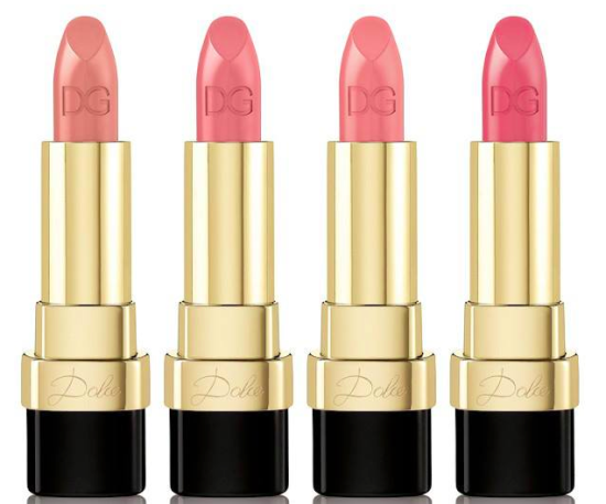 Dolce & Gabbana Rosa Spring 2016 Makeup Collection lipp1