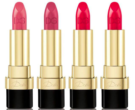 Dolce & Gabbana Rosa Spring 2016 Makeup Collection lipp2