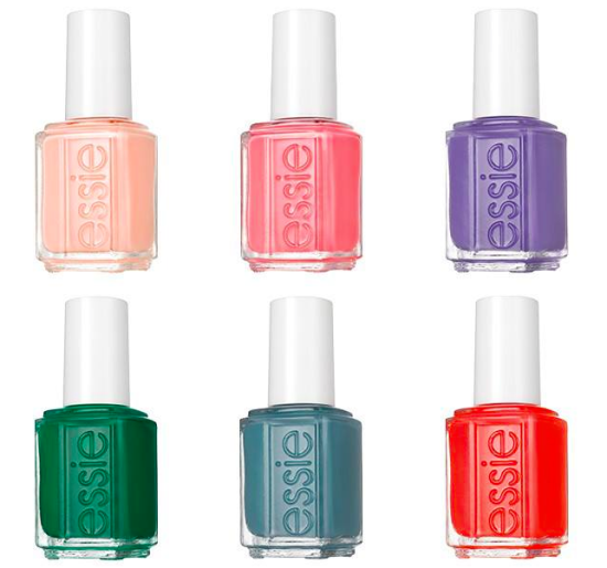 Essie Lounge Lover Spring 2016 Collection 1